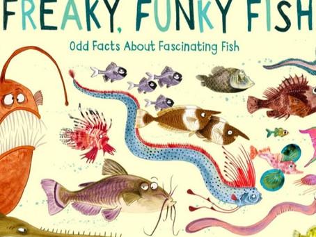 Plenty of freaks in the sea!