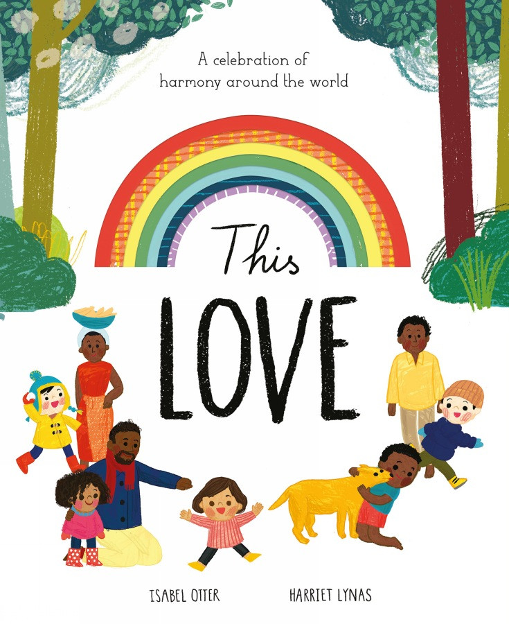 This Love by Isable Otter and Harriet Lynas Little Tiger cover