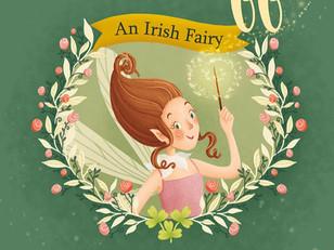 Meet Flossie McFluff - the Irish fairy that's tough!