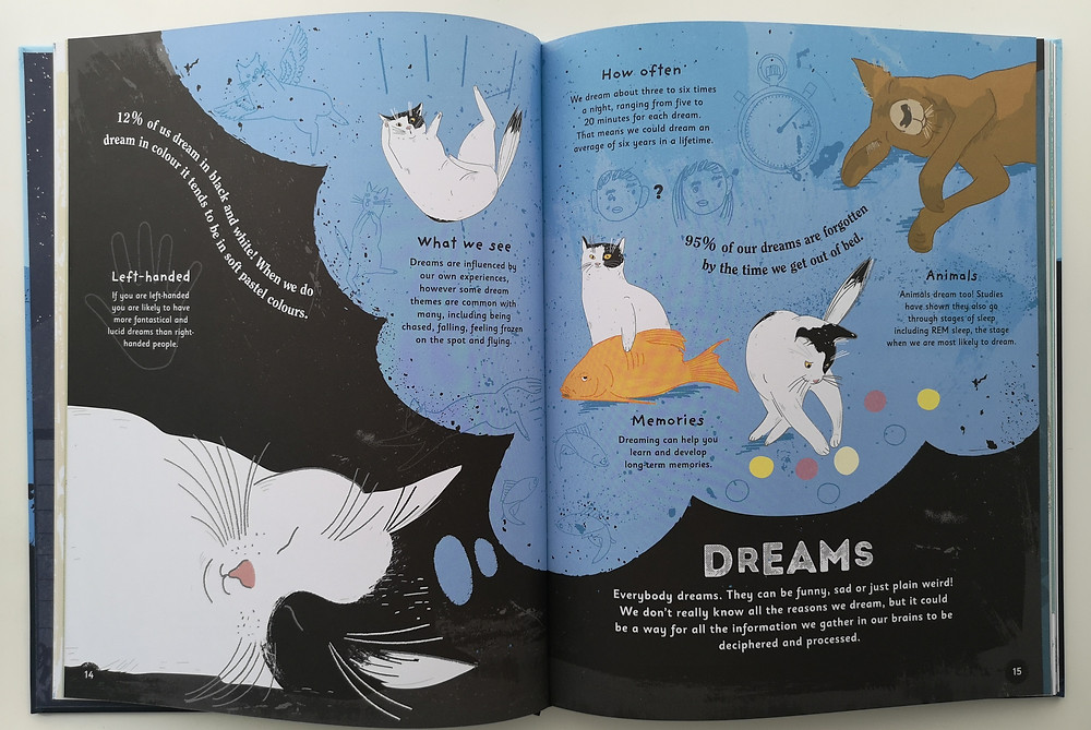 The Magic of Sleep A Fascinating Guide to the World of Slumber by Vicky Woodgate