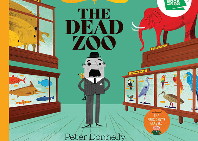The Dead Zoo Peter Donnelly Gill Books.j