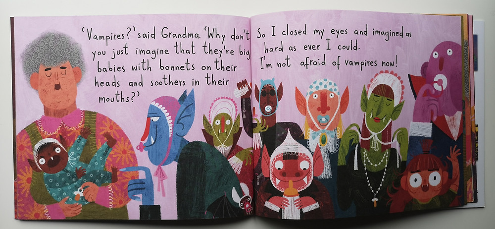 Imagine! by Patricia Forde and Elína Braslina, Little Island Books