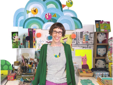 Leigh Hodgkinson's prescription for making the world a happier place
