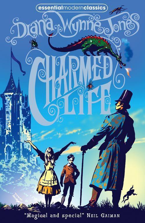 Charmed Life by Diana Wynne Jones, HarperCollins