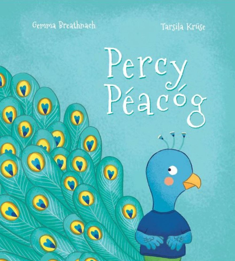 Percy Péacóg by Gemma Breathnach and Tarsila Krüse