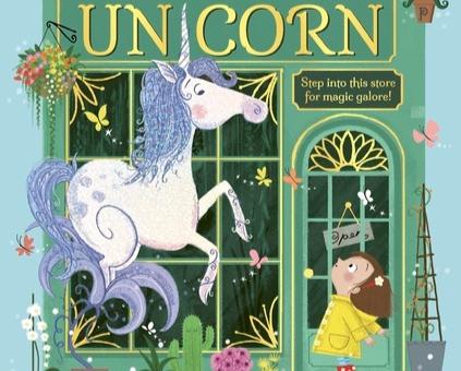BLOG TOUR: How to Grow a Unicorn by Rachel Morrisroe & Steven Lenton