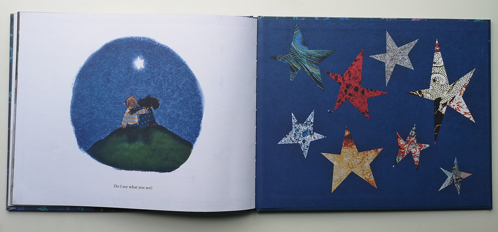 Are Your Stars Like My Stars by Leslie Helakoski and Heidi Woodward Sheffield, Sterling Books