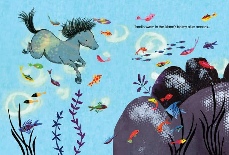 Tamlin's Great Adventure by Victoria Byron Starfish Bay Publishing