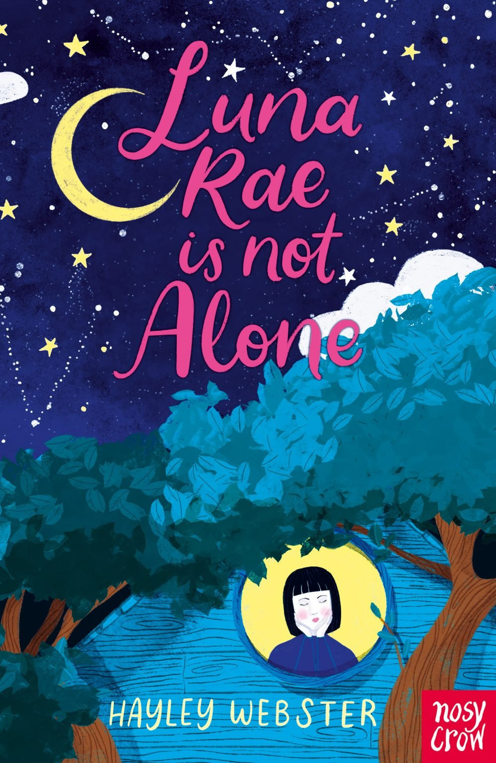 Luna Rae is Not Alone by Hayley Webster, published by Nosy Crow