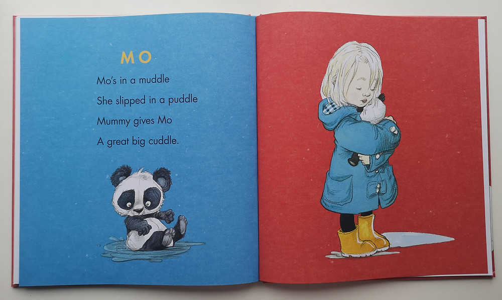 A Great Big Cuddle by Michael Rosen and Chris Riddell, Walker Books