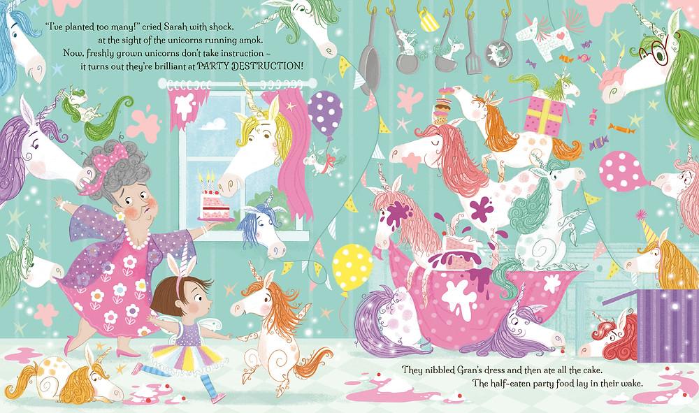 How to Grow a Unicorn by Rachel Morrisroe & Steven Lenton, Puffin