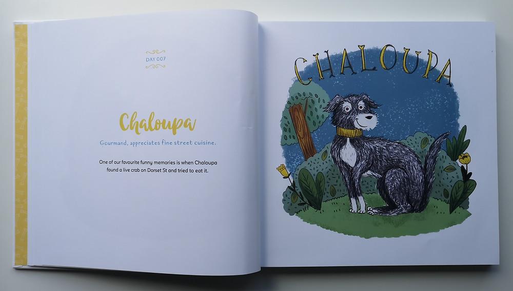 100 Days of Dogs by Tarsila Krüse