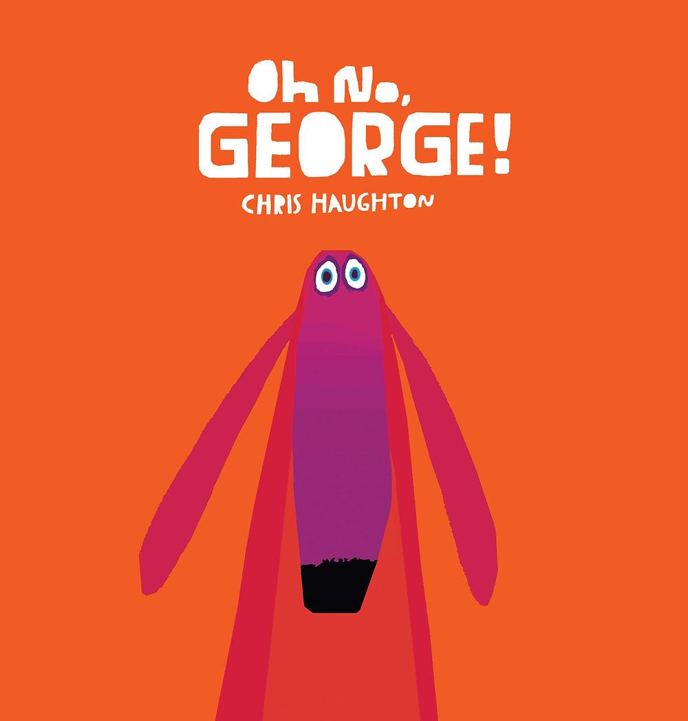Oh no George! Christ Haughton