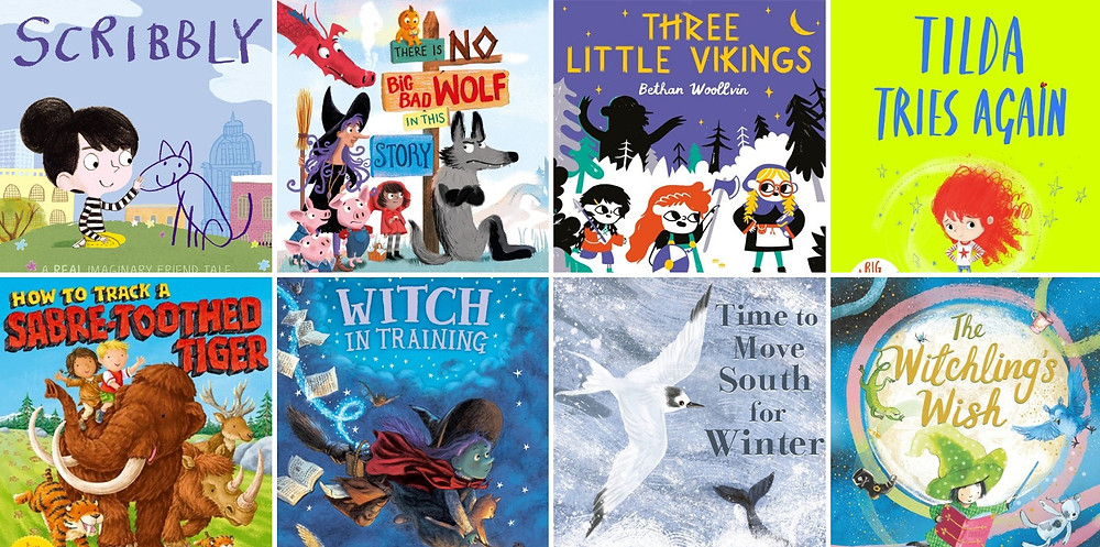 Exciting picture books releasing in June, July, August & September 2021