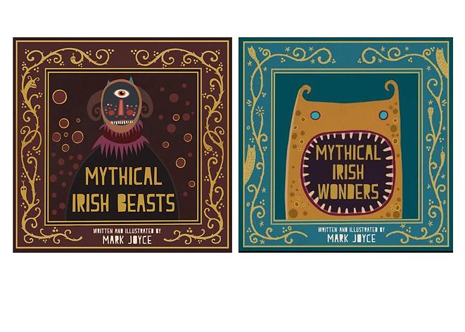 Mark Joyce Mythical Irish Beasts and Won