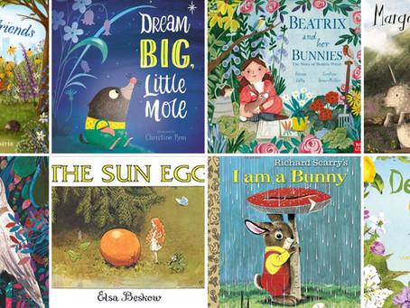8 brilliant books to celebrate spring
