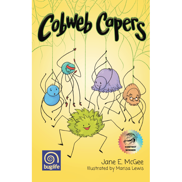 Cobweb Capers by Dr Jane McGee and Marisa Lewis