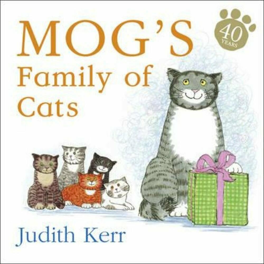 Mog's Family of Cats Judith Kerr