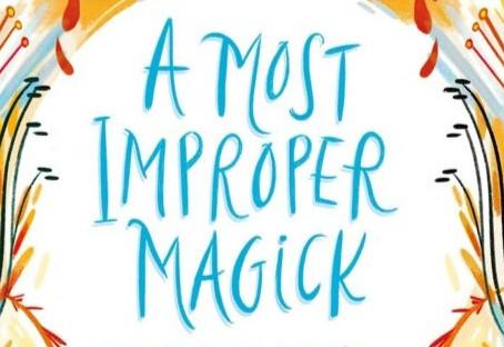 A delightful Regency-era adventure brimming with magic