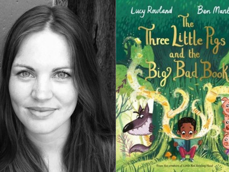 Lucy Rowland Speaks to Picturebook Snob