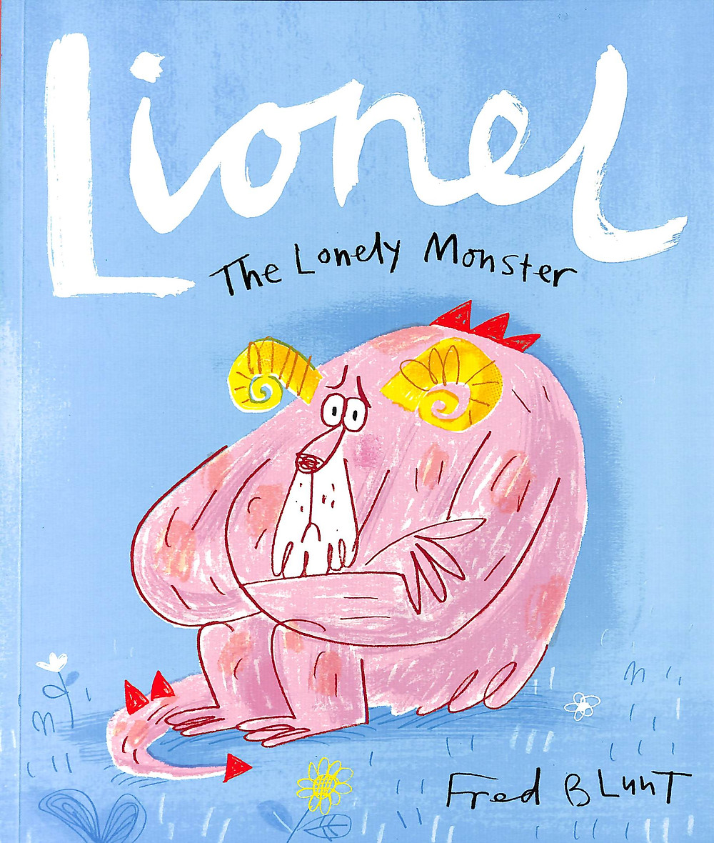 Lionel the Lonely Monster Fred Blunt Oxford Children's Books