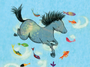 A little horse with big dreams