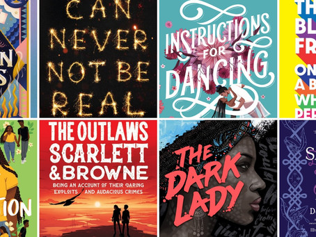 Sensational summer reads for young adults
