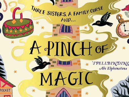 Three sisters, a mysterious curse and a race against time