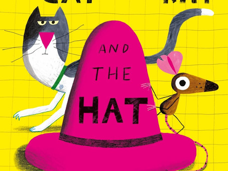 Why we love The Cat and the Rat and the Hat by Em Lynas and Matt Hunt (Nosy Crow)