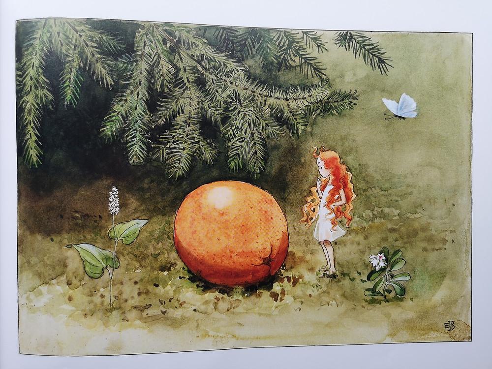 The Sun Egg by Elsa Beskow, Floris Books