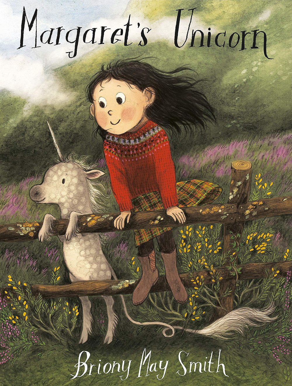 Margaret's Unicorn by Briony May Smith, Walker