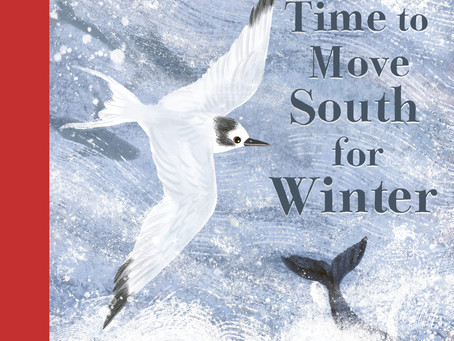 Time to Move South for Winter - Review + Interview with Clare Helen Welsh and Jenny Løvlie
