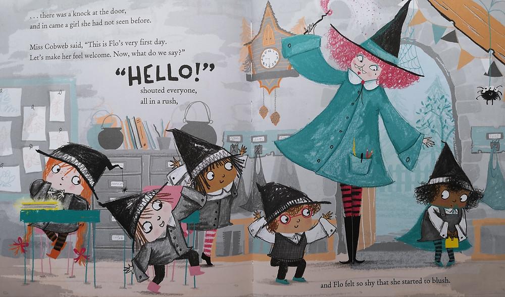 Wanda's Words Got Stuck by Lucy Rowland and Paula Bowles Nosy Crow