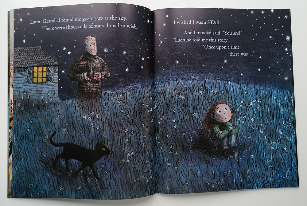 Stardust by Jeanne Willis and Briony May Smith Nosy Crow