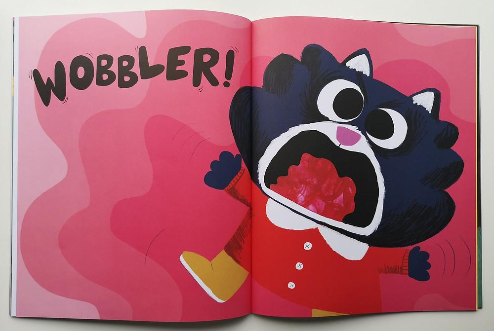 Barbara Throws a Wobbler by Nadia Shireen, Puffin Books