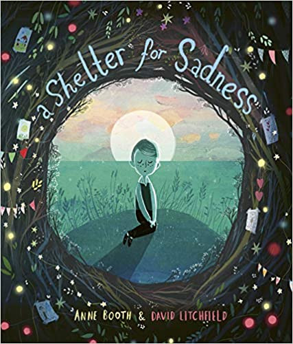 A Shelter for Sadness by Anne Booth and David Litchfield