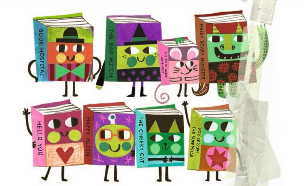 Book Hospital by Leigh Hodgkinson, Simon & Schuster