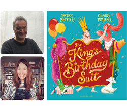 We chat to Peter Bently and Claire Powell