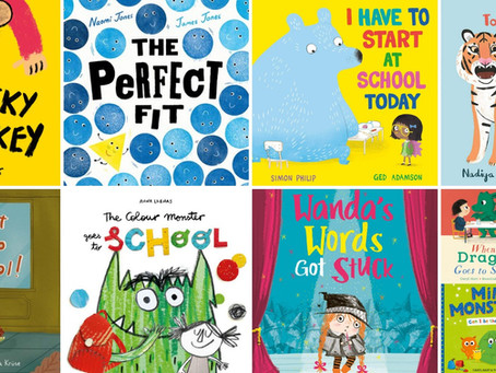 Brilliant books for going back to school