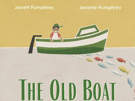 BLOG TOUR: The Old Boat by Jarrett and Jerome Pumphrey