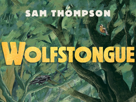 This magnificent book will take you running with wolves