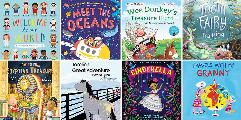 8 brilliant picture books to take you around the world