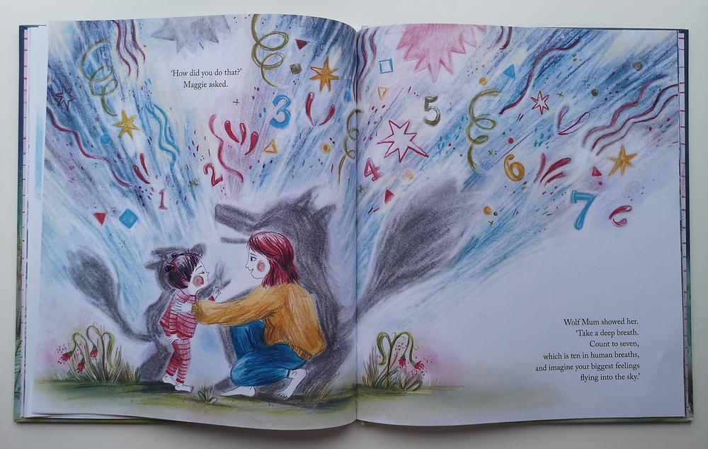 Howl Kat Patrick Evie Barrow Scribble Kids Books