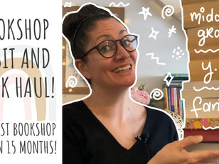 Spread Book Joy mentions Picture Book Snob in their latest vlog!