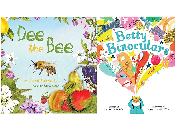 Dee the Bee by Dolores Keaveney and Bett