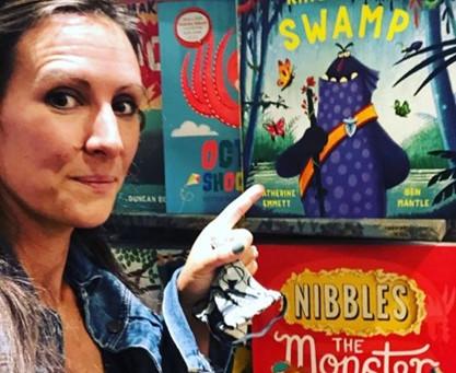 Catherine Emmett speaks to Picturebook Snob