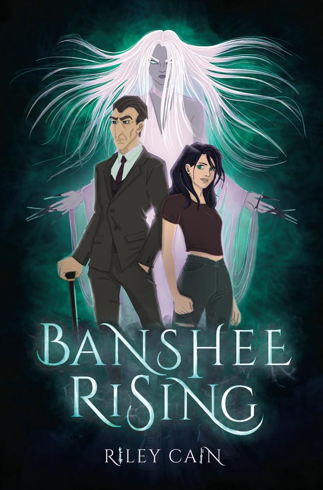 Banshee Rising by Riley Cain, Currach Books