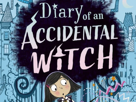 The hilarious diary of a novice witch