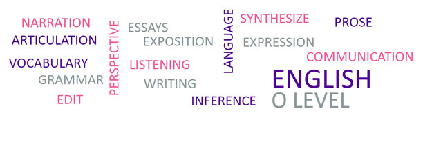 English Language O Level Exam What S Required From Students