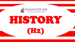 JC History Skills Series: Answering SBQ (2)